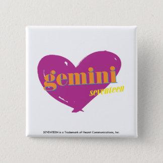 ジェミニ2 缶バッジ