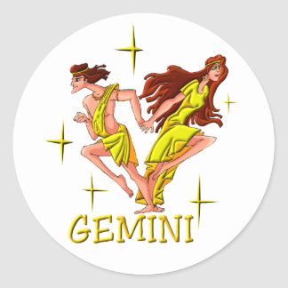ジェミニ3 (星) ラウンドシール