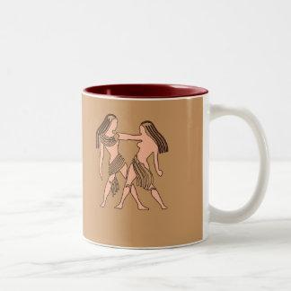 ジェミニ ツートーンマグカップ
