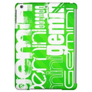 ジェミニ; ネオン緑のストライプ