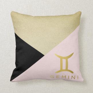 ジェミニ(占星術の)十二宮図の印のカスタムな装飾用クッションの家の装飾 クッション
