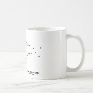 ジェミニ(第21 - 6月20日はよろしいです) コーヒーマグカップ