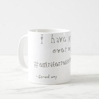 ジェラルド・ウェイのさえずりのコーヒー・マグ コーヒーマグカップ