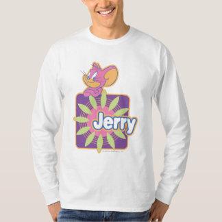 ジェリーのネオンのマウス Tシャツ