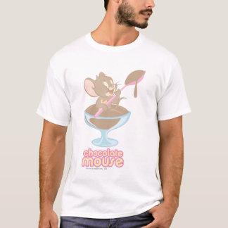 ジェリーチョコレートマウス Tシャツ