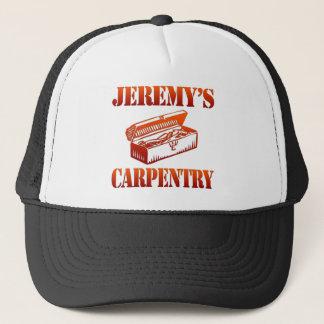 ジェレミーの大工仕事 キャップ