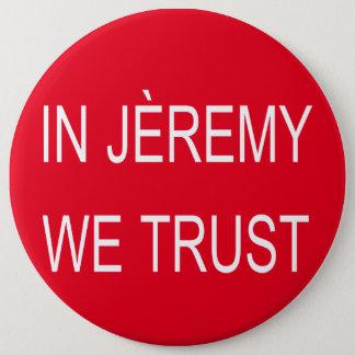 ジェレミーCorbyn Arsèneのバッジ 15.2cm 丸型バッジ