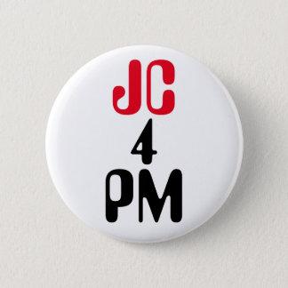 """ジェレミーCorbyn """"PMのためのJC""""ボタンのバッジPin 5.7cm 丸型バッジ"""