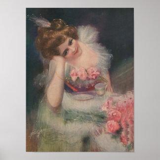 ジェームスロスBryson 1901のプリント ポスター