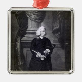 ジェームスワトソン著刻まれるダニエルの競争1773年 メタルオーナメント