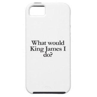 ジェームス王私する何が iPhone SE/5/5s ケース