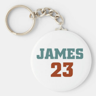 ジェームス23 キーホルダー