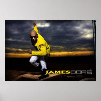 ジェームスDoreのマトリックスポスター ポスター