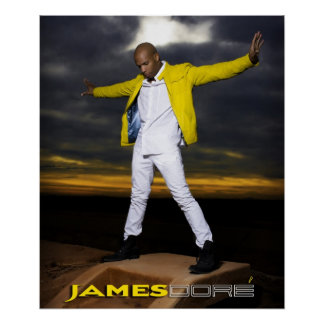 ジェームスDoreポスターは広い救命ジャケツを武装させます ポスター