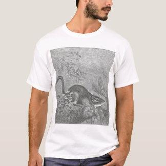 ジェームスJohonnot -シマリス Tシャツ