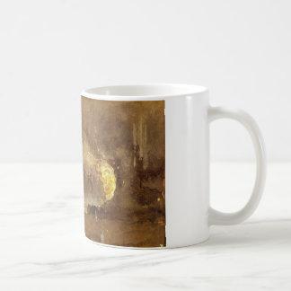 ジェームスMcNeillのホイスラーによる火の車輪 コーヒーマグカップ