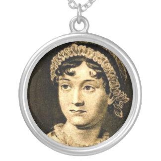 ジェーンAustenのネックレス シルバープレートネックレス