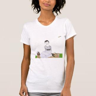 ジェーンAustenのピクニック Tシャツ