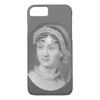 ジェーンAustenのポートレートのiPhone 7の場合 iPhone 8/7ケース