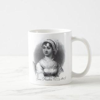 ジェーンAustenのマグ コーヒーマグカップ