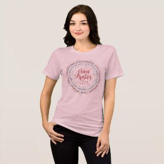 ジェーンAustenの時代劇のリラックスしたTシャツ Tシャツ