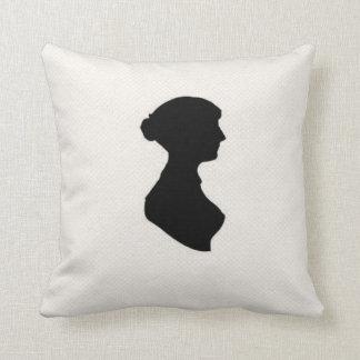 ジェーンAustenの枕 クッション