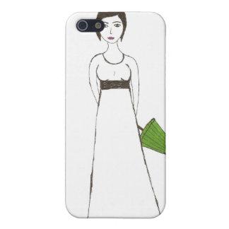 ジェーンAustenの米のポートレート iPhone 5 Cover