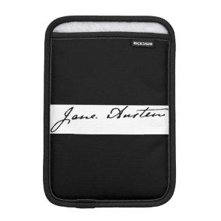 ジェーンAustenの署名 iPad Miniスリーブ