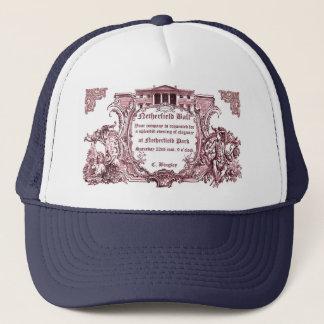 ジェーンAusten: Netherfieldの球の招待の帽子 キャップ
