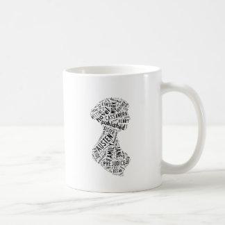 ジェーンAusten Wordleのマグ コーヒーマグカップ