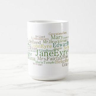ジェーンEyre コーヒーマグカップ