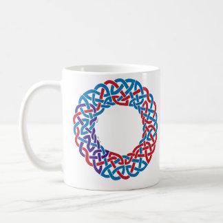 ジグのマグ(背部) コーヒーマグカップ