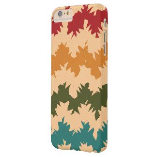ジグザグ形のデザイン BARELY THERE iPhone 6 PLUS ケース