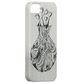 ジグザグ形 iPhone SE/5/5s ケース