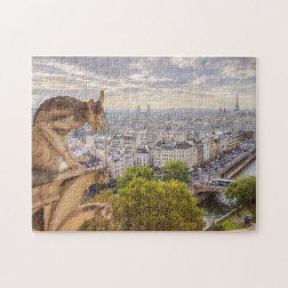 ジグソーパズル エッフェル塔の眺め パリ ジグソーパズル
