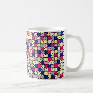 ジグソーパズル コーヒーマグカップ