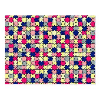 ジグソーパズル ポストカード