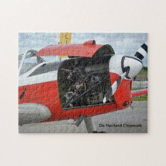 ジグソーパズル- De Haviland Chipmunk ジグソーパズル