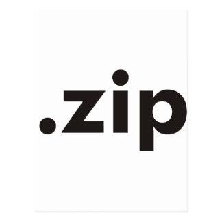 ジッパーのプロダクト及びデザイン! ポストカード
