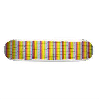 ジッパーの先端:) スケートボード