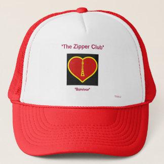 ジッパークラブ生存者の帽子 キャップ