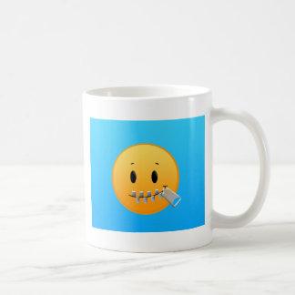 ジッパーEmoji コーヒーマグカップ