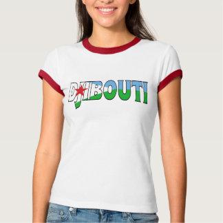 ジブチのワイシャツ Tシャツ