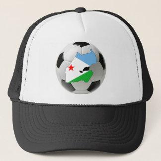 ジブチの全国代表チーム キャップ