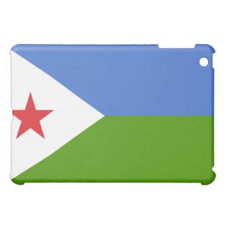 ジブチの旗 iPad MINIケース