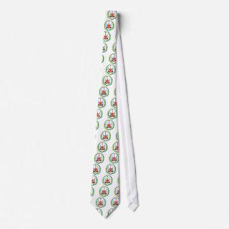 ジブチの紋章 ネクタイ