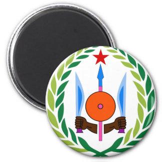 ジブチの紋章 マグネット