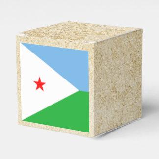 ジブチの金旗 フェイバーボックス