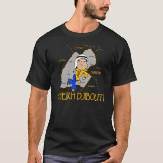 ジブチ教主 Tシャツ