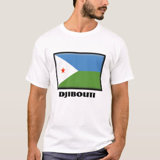 ジブチ Tシャツ